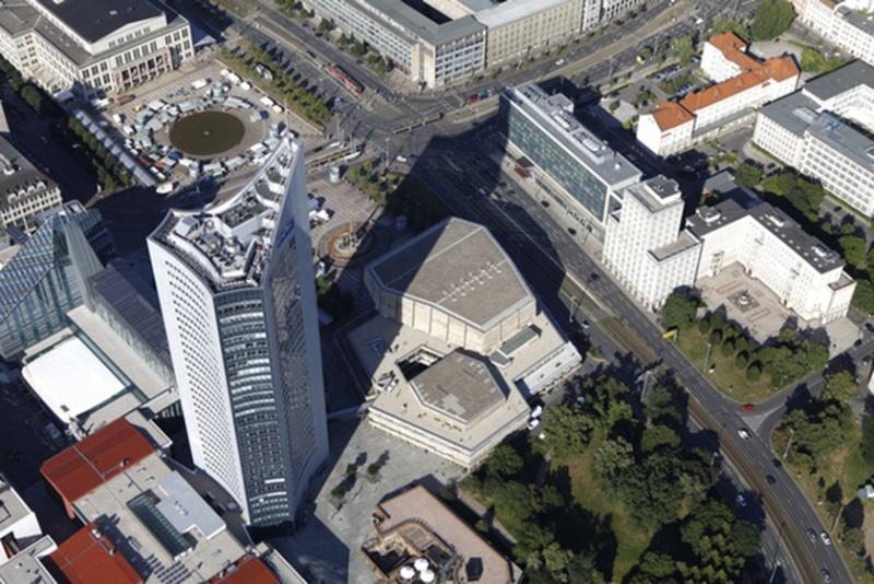 Gewerbe Europahaus