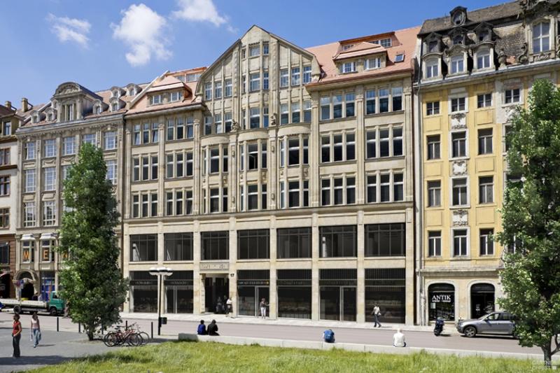 Gewerbekomplex Katharinenstraße