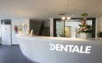 Dentale Leipzig - Tresen