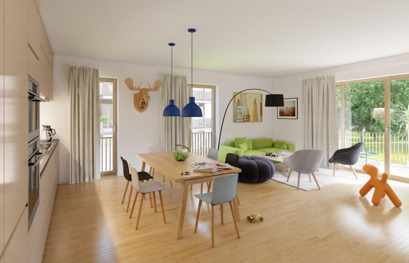 Thalysia Gärten Ansicht Innen Wohnen