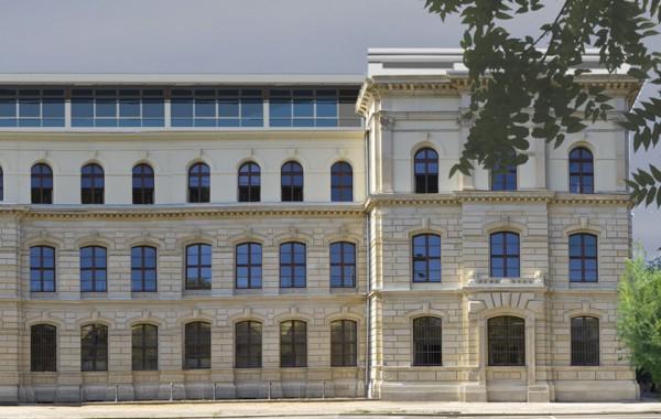 Universitätsarchiv der Stadt Leipzig (Prager Strasse 4–10)