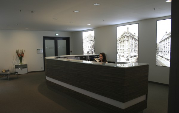 Büro Leipziger Stadtbau AG