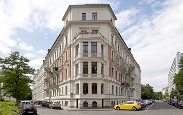 Haydnstraße 1 / Simsonstraße 9
