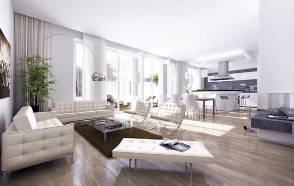 innenarchitektur | architekturbüro von domaros & partner in leipzig, Innenarchitektur ideen