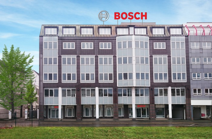 Firmensitz Robert Bosch GmbH (Rosa-Luxemburg-Str. 16)