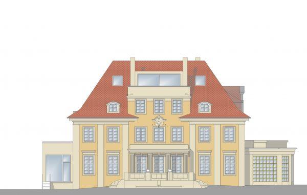 Villa Mothesstraße
