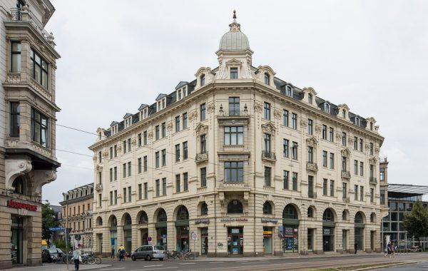 Bürgeramt und Stadtverwaltung Leipzig (Otto Schill-Str. 2)