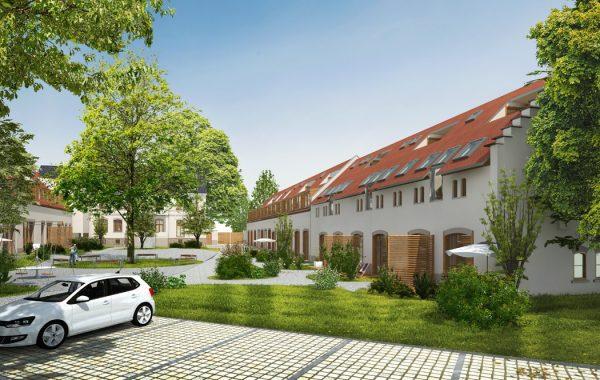 """Altes Dorf 3 (""""Ackermannsches Gut"""")"""