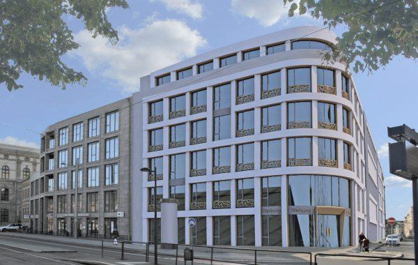 Bürogebäude Talstraße